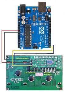 Arduino - BV4618 Wiring