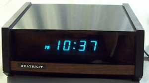 Heathkit Digital Clock